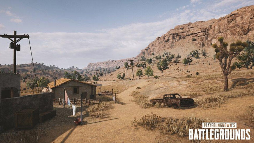 Naughty PUBG's Xbox One Miramar test server sent to bed without