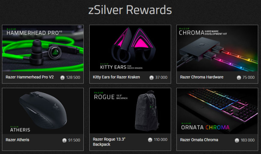 Razer's Game Store opens for business > NAG
