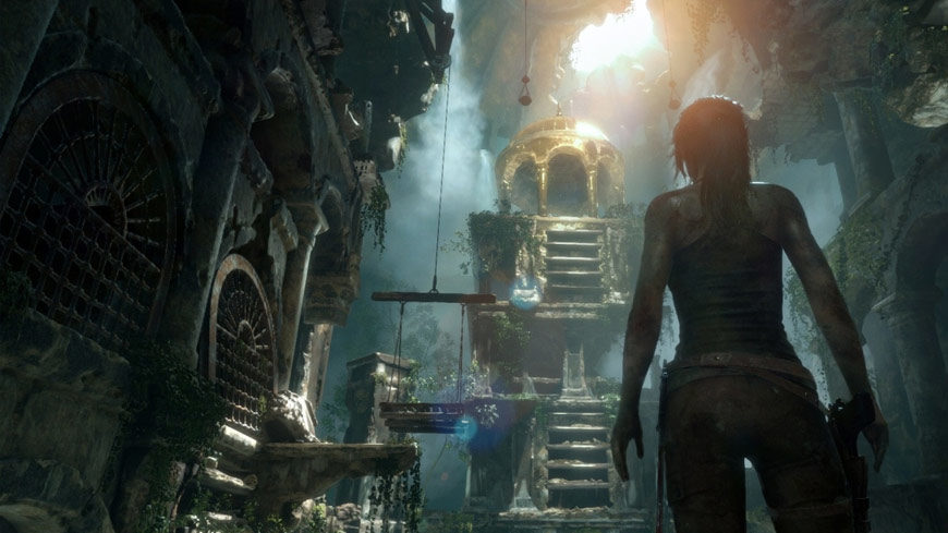 Shadow of the Tomb Raider will run at 60FPS or 4K on Xbox