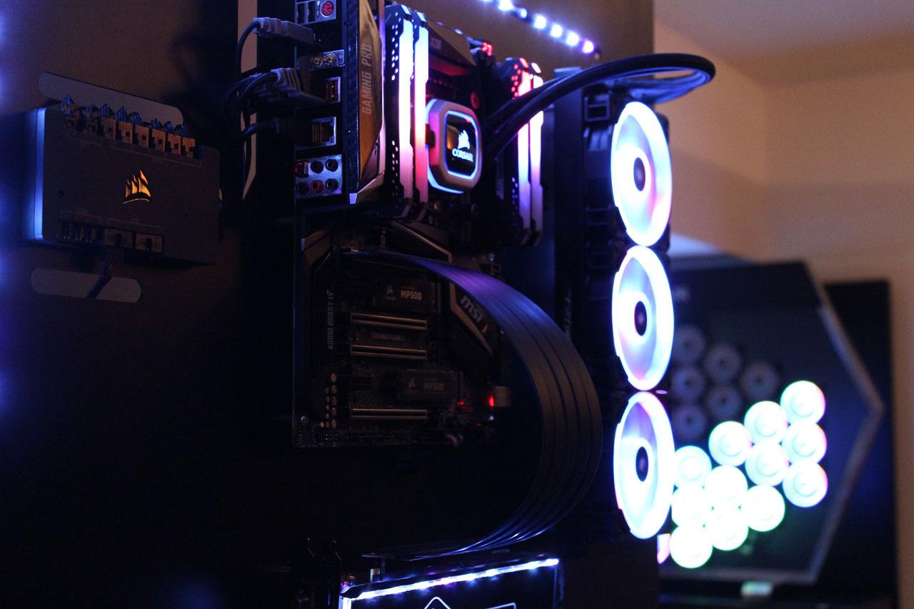 Computex 2018: A brief look at Corsair's latest hotness | NAG
