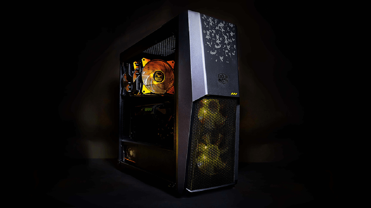 Cooler Master Gets Tuf On Case Design With The Mb500 Gt Nag