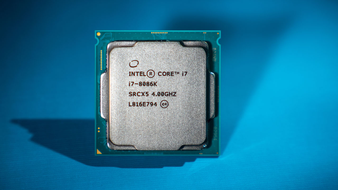 Intel Core i7 8086K review > NAG