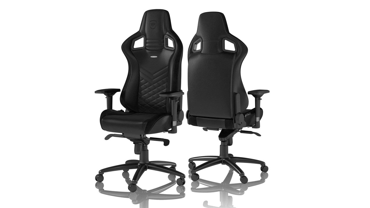 Noblechairs Epic Real Leather Gaming Chair Review Nag