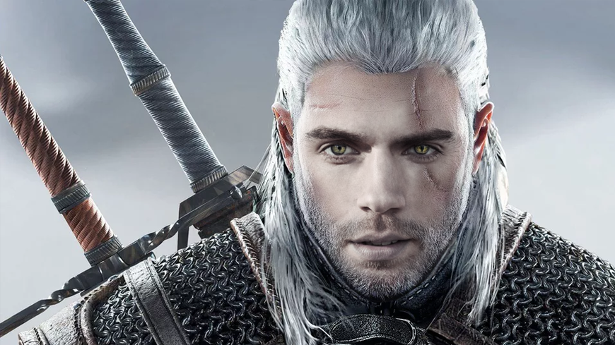 Giblets: Henry Cavill cast as Geralt in The Witcher TV show, even