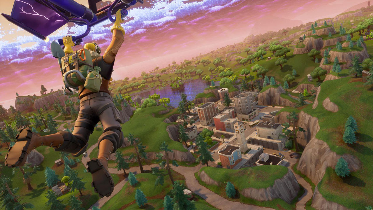 There's a community-run Fortnite tournament happening at the