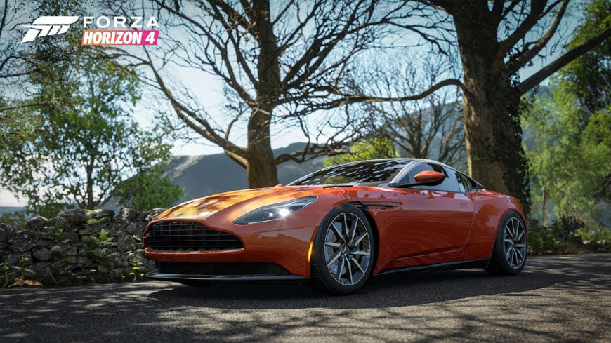 forza horizon 4 demo is out now on xbox one and pc nag. Black Bedroom Furniture Sets. Home Design Ideas