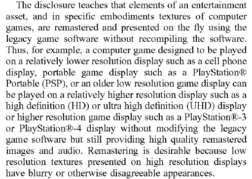 Sony has filed patents for backwards compatibility > NAG