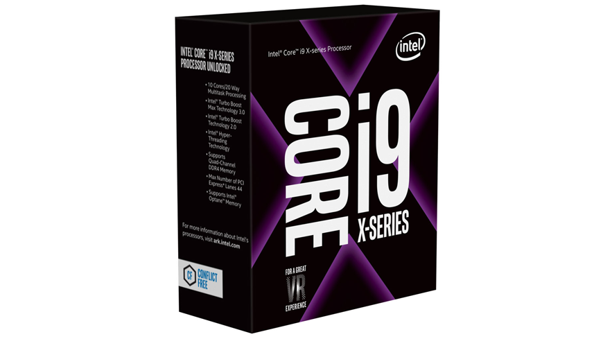 UK gamers won't see Intel's retail Core i9-9900K box for