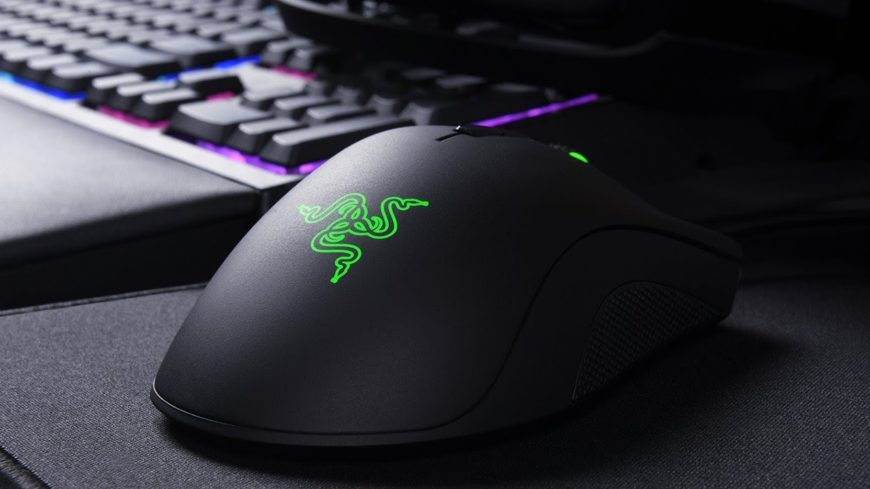 X018: Xbox One adds mouse and keyboard support, for real
