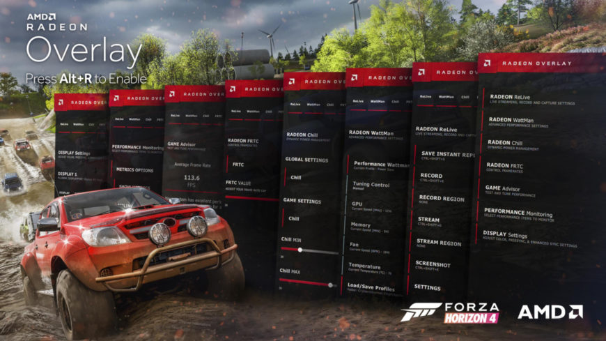 AMD Releases Radeon Software Adrenalin 2019, now with 100