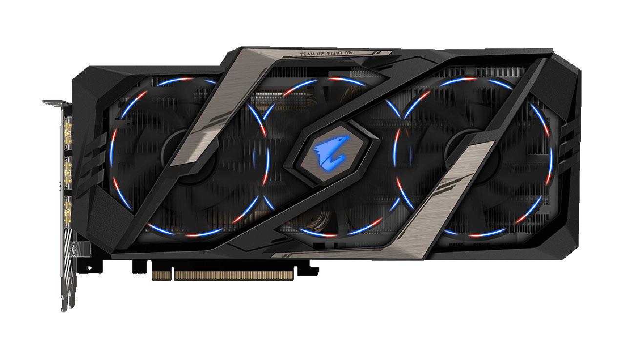 AORUS GeForce RTX 2070 XTREME 8G GPU review > NAG