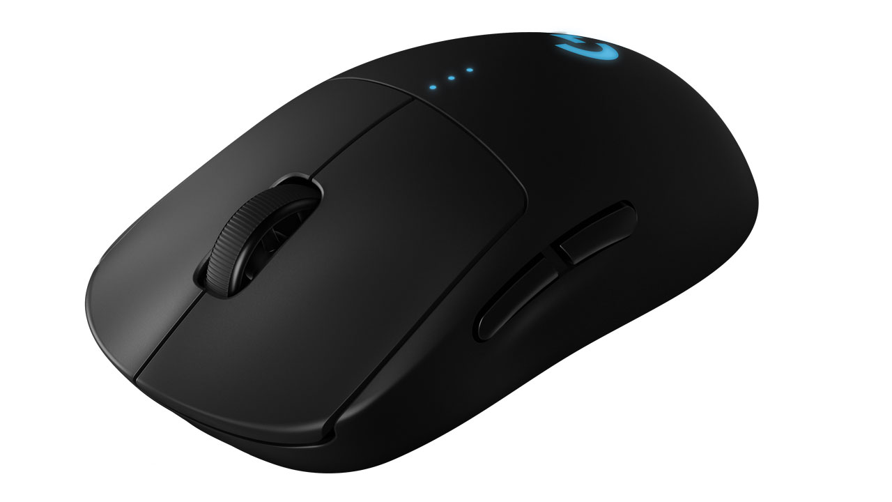 Logitech G Pro Wireless gaming mouse review > NAG