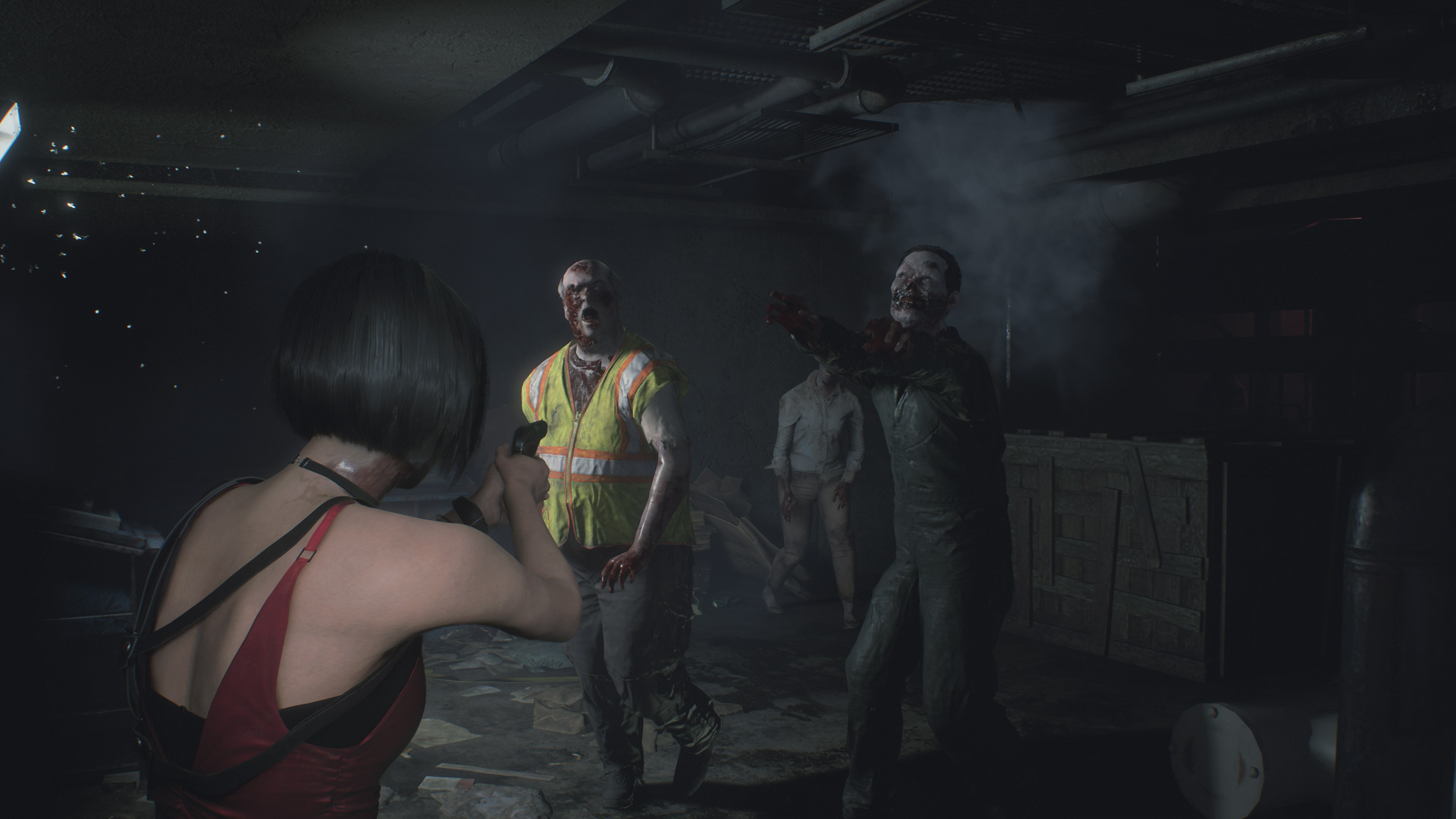Resident Evil 2 screenshots > NAG