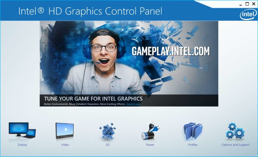 AMD and Intel now support Microsoft's UWD technology, so what are