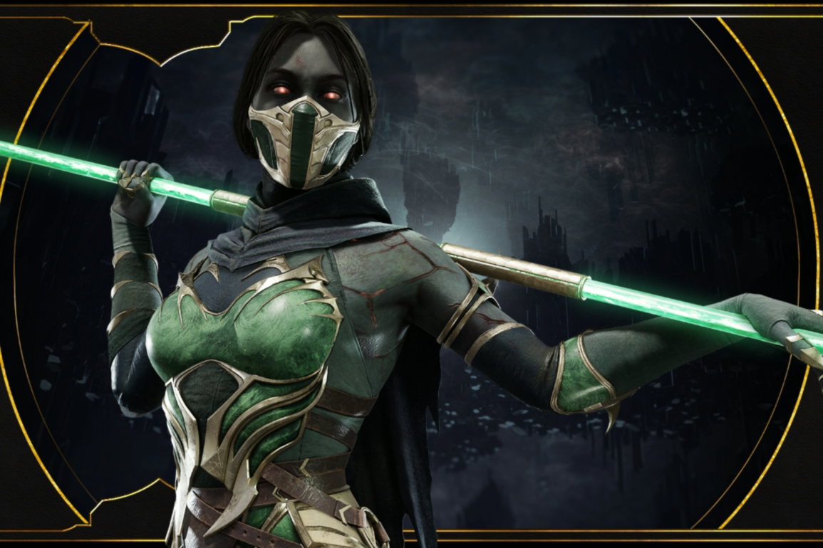New Mortal Kombat 11 Trailer Introduces Jade Makes This Guy On