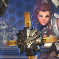 Overwatch support hero Brigitte shields herself from GOATS meta controversy