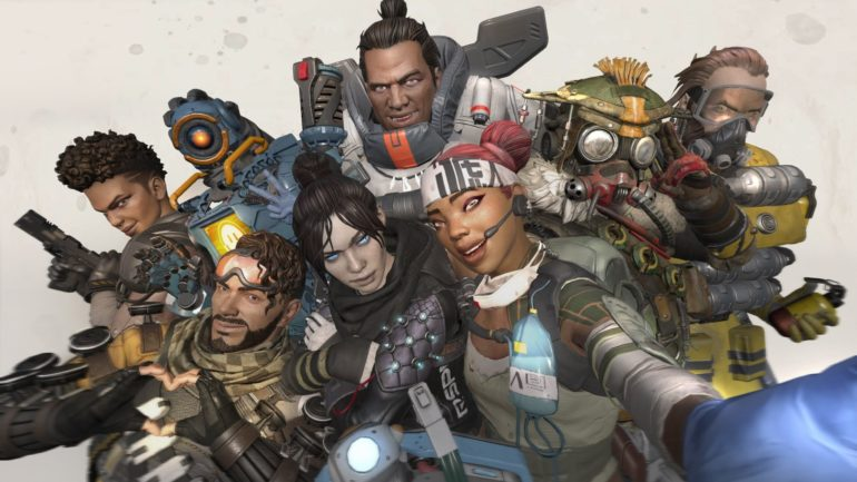 Apex Legends heroes