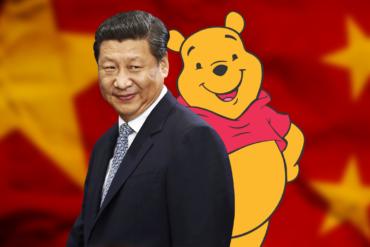 china censor xi jinping winnie the pooh meme