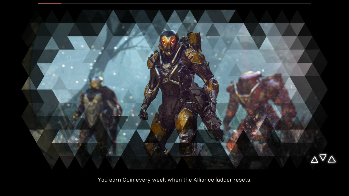 Anthem loading screenshot 06