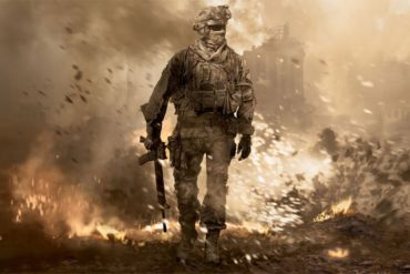 Call of Duty Modern Warfare 2 remaster