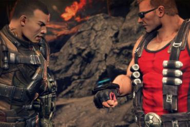 Gearbox Bulletstorm Duke Nukem PAX