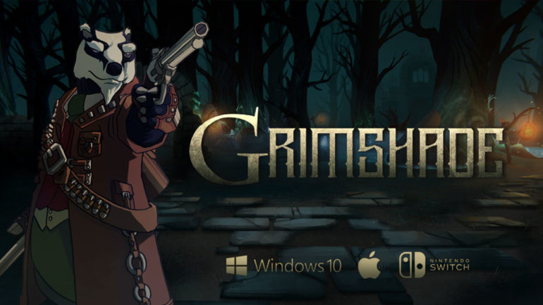 Grimshade, by Talerock, is a JRPG-inspired game out of Russia