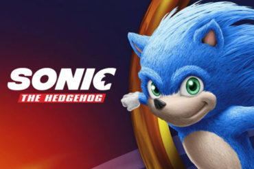 Leaked image from branding guide for upcoming Sonic the Hedgehog film