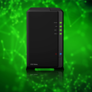 Synology Diskstation DS218play NAS