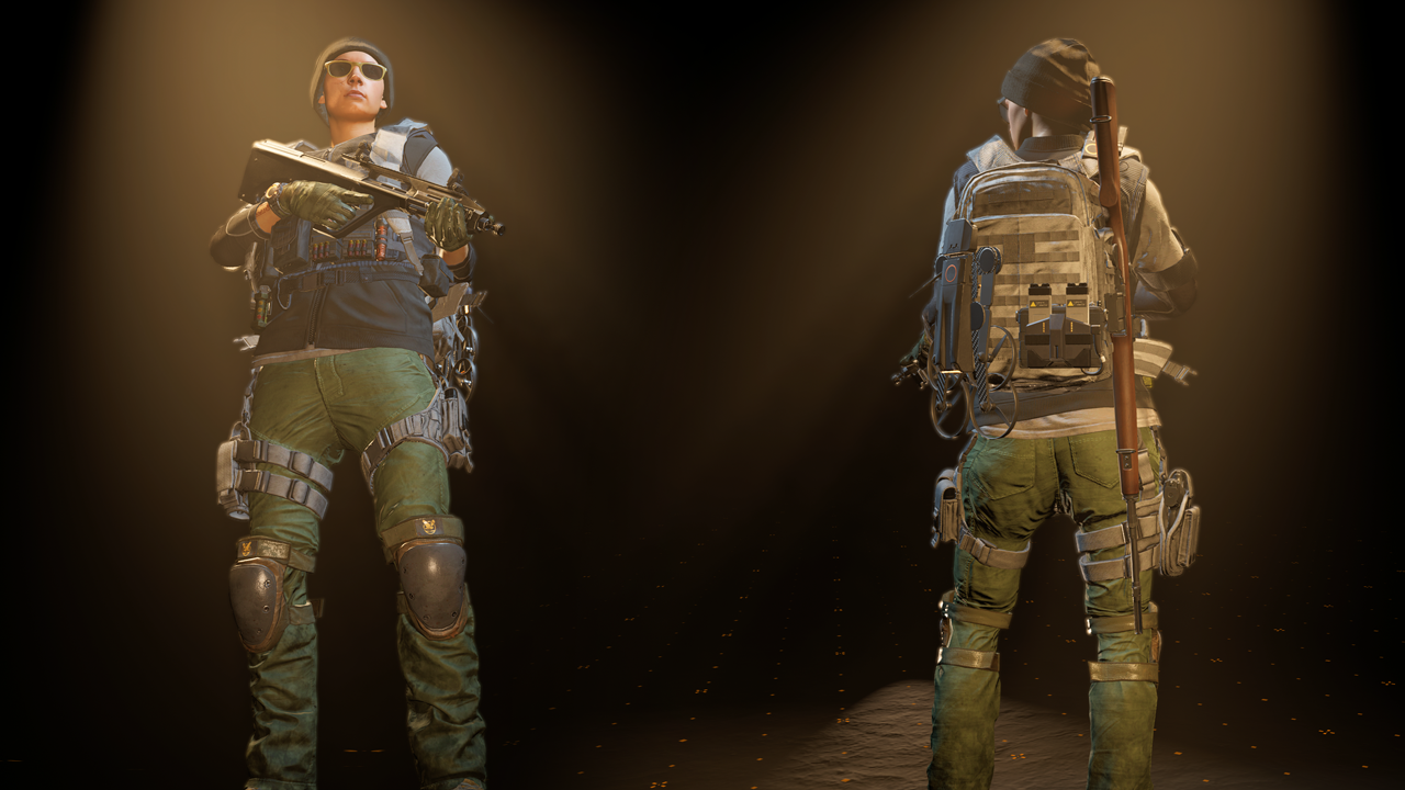 Ubisoft's post-apocalyptic fashion sim The Division 2 is out