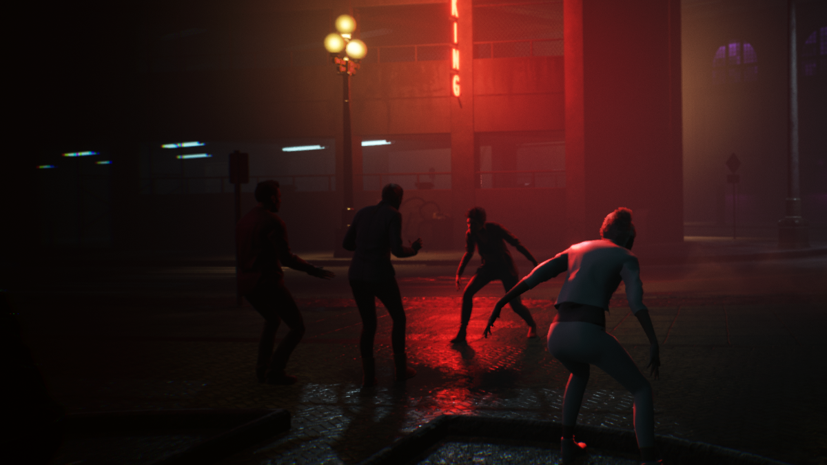 Vampire The Masquerade Bloodlines 2 screenshot 07