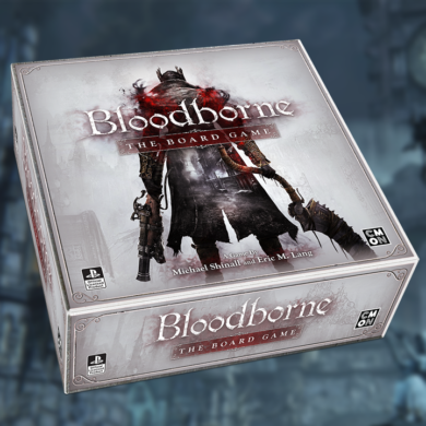 Bloodborne board game