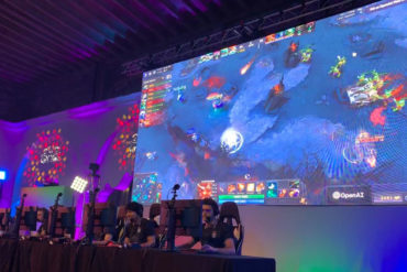 AI team OpenAI Five recently defeated Dota 2 champions, team OG