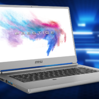 MSI P65 Prestige notebook review > NAG