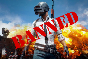 PUBG has been banned in China, India, and Nepal so far