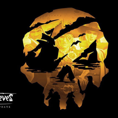The Sea of Thieves Anniversary Update comes out on 30 April 2019
