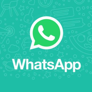 The WhatsApp logo