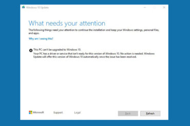 Windows 10 May 2019 update will potentially reassign drives