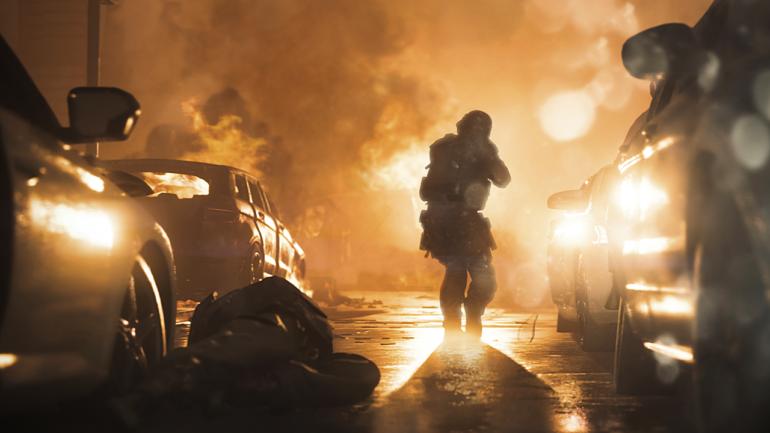 Call of Duty Modern Warfare screenshot 02