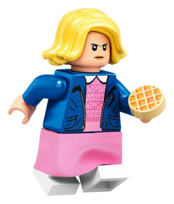 LEGO Stranger Things Eleven from season 2 minifigure