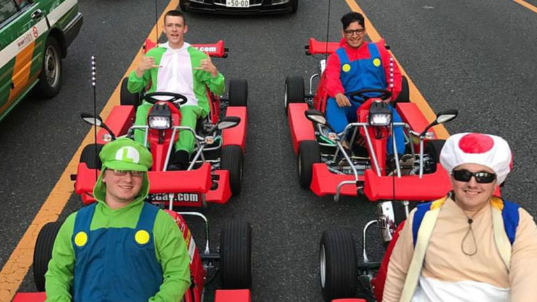 Go kart company loses appeal against Nintendo copyright infringement lawsuit for using Mario characters