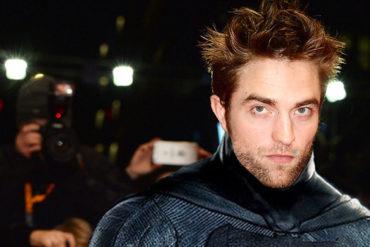 Robert Pattinson is top of the list to play Batman