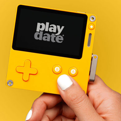 Playdate is a console by Panic Inc