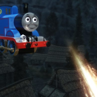 Thomas the Tank Engine mod