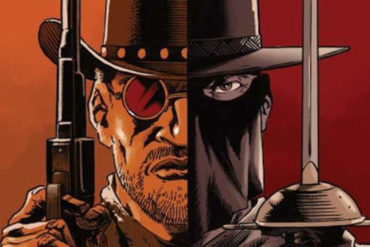 Django/Zorro comic is getting a film adaptation as sequel to Django Unchained