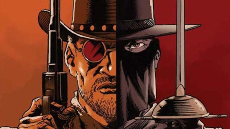 Django/Zorro comic is getting a film adaptation as sequel to Django Unchained
