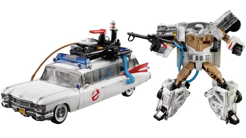 Ectotron Transformer
