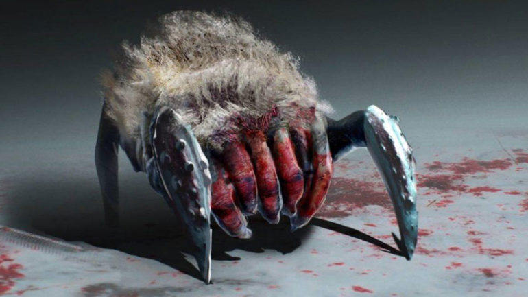 Fluffy Half-Life Headcrab