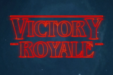 Fortnite Stranger Things Victory Royale