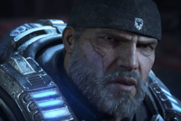Old Marcus Gears of War