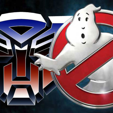 Ghostbusters Transformers Crossover